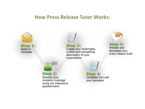 The Press Release Tutor