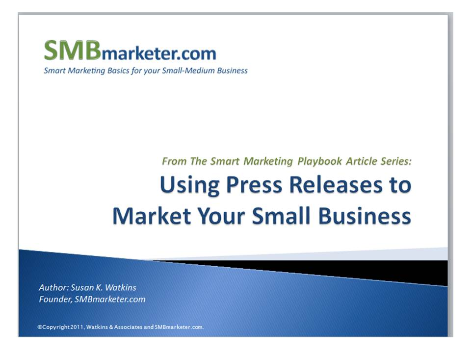 Word Press Release